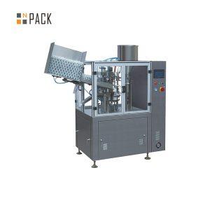 Nagy kapacitású csőtöltő gép kozmetikai műanyag krémhez