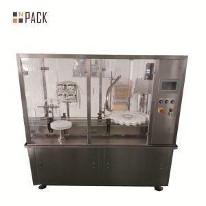 Csepegtető üveg illóolaj cbd olaj töltő gép