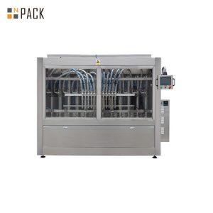 Komplett automatikus palackozott sampon feltöltő gép