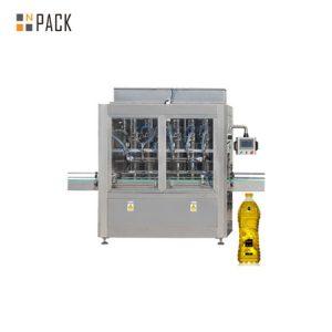 Automatikus vízszintes folyadék- és főzőolaj-töltő gép