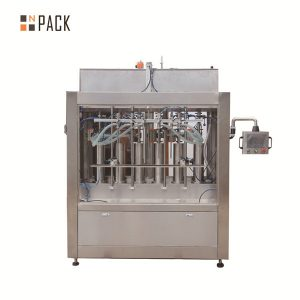 Forró eladó pálmaolaj töltő gép