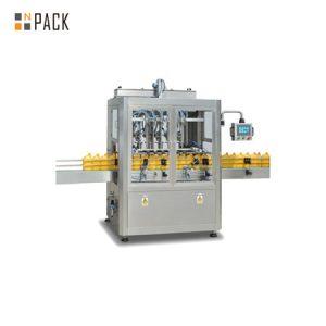 Lineáris palackozott illóolaj-töltő gép
