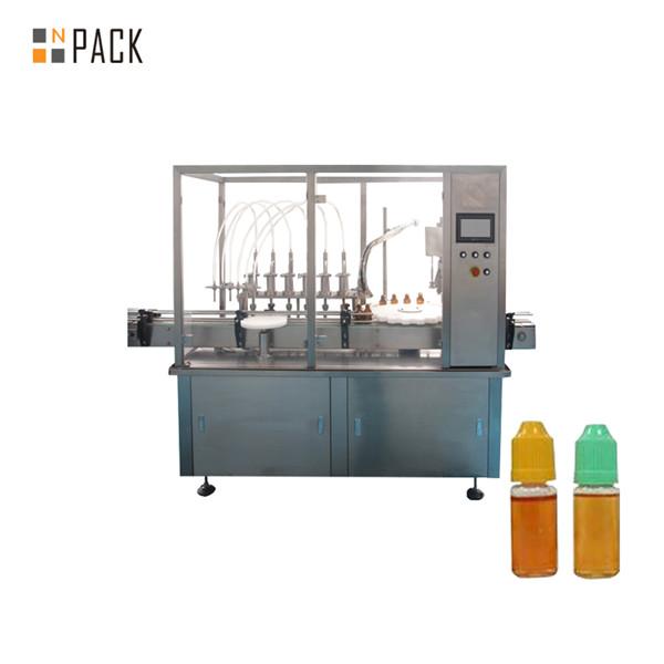 Automata mosogatószer-szagtalanító spray-töltő gép
