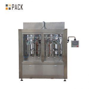 gyári kémiai folyadék töltő gép