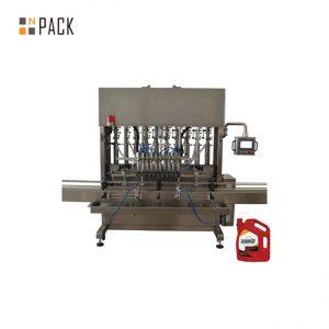 Ésszerű kialakítású automatikus sampon / kéztisztító / mosószer-töltő gép