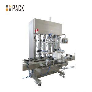 Folyékony automatikus töltőgép kenőanyag-kenőolajhoz