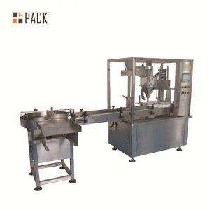 10 ml 15 ml 30 ml-es szemcsepp töltőgép / e-folyadék-töltő fedőgép