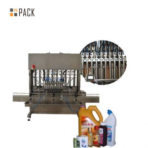 Automatikus folyékony palack kitöltő gép a szemcsepp palack kitöltéséhez