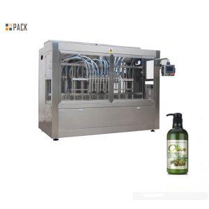 Komplett automatikus palackozott kézi fürdő sampon töltőgép