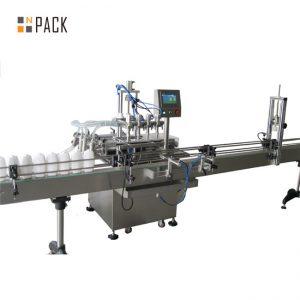 Automatikus 5 literes kisállat-palack étolaj töltőgép