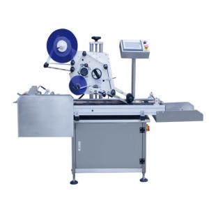 lapos felső oldalú öntapadós címkéző gép